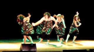 "Alegria danse sur ""IGNADJIDJE"" de Salif Keita"