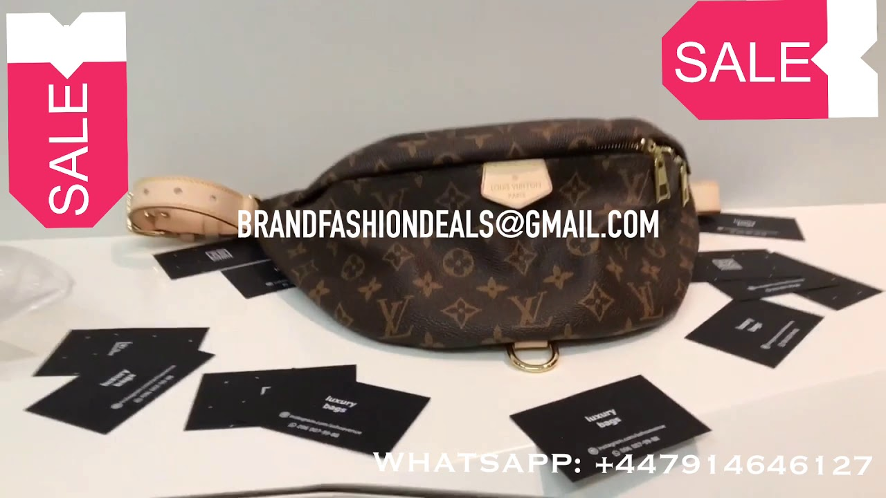 77d7e3197e11 UNBOXING | SALE Gucci Coco Capitan Logo Belt Bag Black. BrandFashion Deals