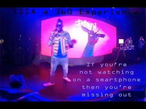 ISSA a 360 Experience : Paris Theatre VR