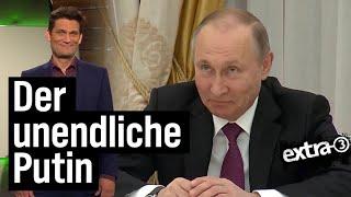 Putin: Zar auf Lebenszeit?