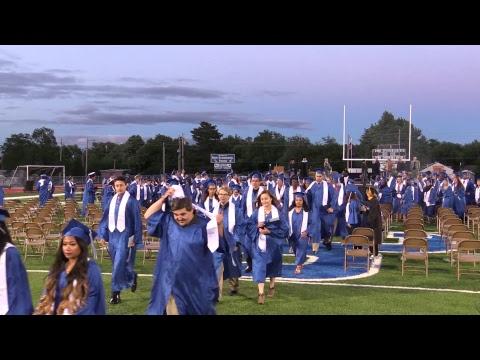 Graduation Commencement Ceremony 2017