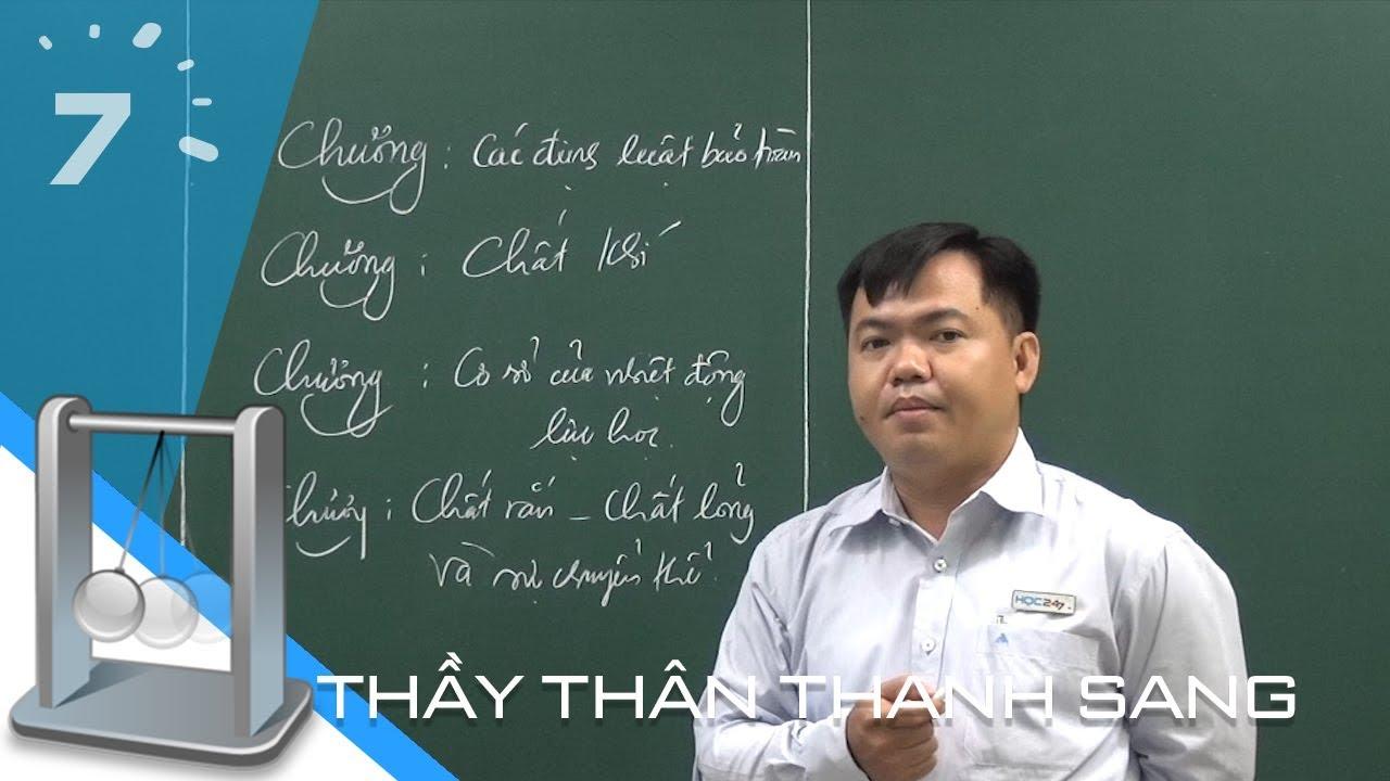 Vật lý 10: Ôn tập học kì 2 | HỌC247
