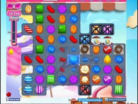 Candy Crush Saga Level 2328 No Boosters