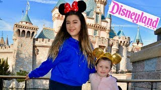 MY TRIP TO DISNEYLAND | SOPHIA GRACE