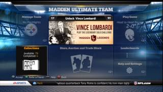 2 Star Steve Young Collection Madden 13 NFL Ultimate Team BHack3tt