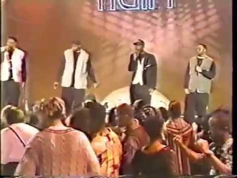 Soul Train 92' Performance - Shai - Comforter!