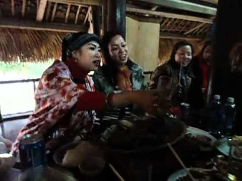 """Quan họ Bắc Ninh """"Mời rượu"""""""