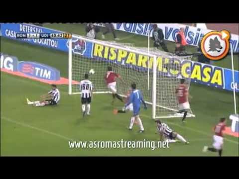Roma 3 - 1 udinese  11/04/2012  ( Carlo Zampa )