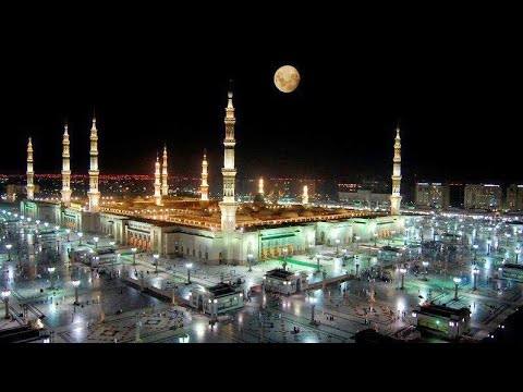 Amazing Drone Footage Of Al Masjid an Nabawi (Madinah)