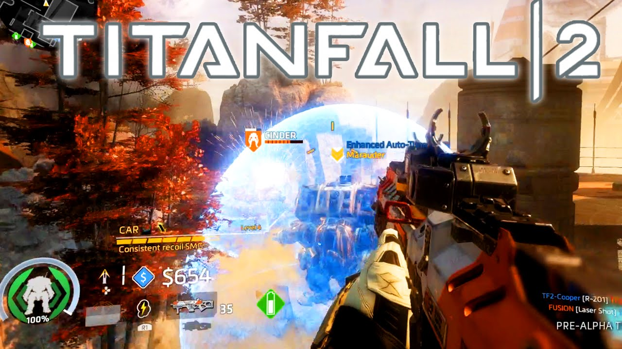 Titanfall 2 Early Multiplayer Gameplay First Reaction