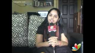 """My wedding is my plan for 2013"" says Saindhavi 