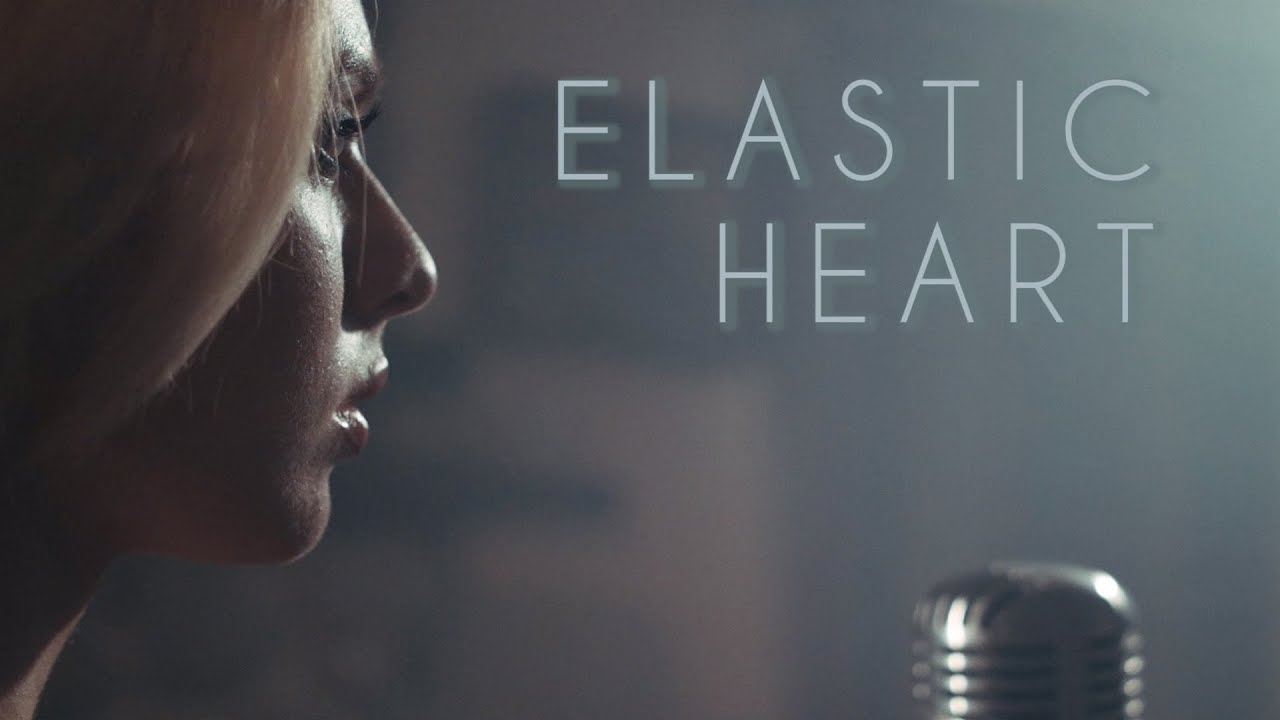 Elastic Heart - Sia - Madilyn Bailey & KHS Cover - YouTube