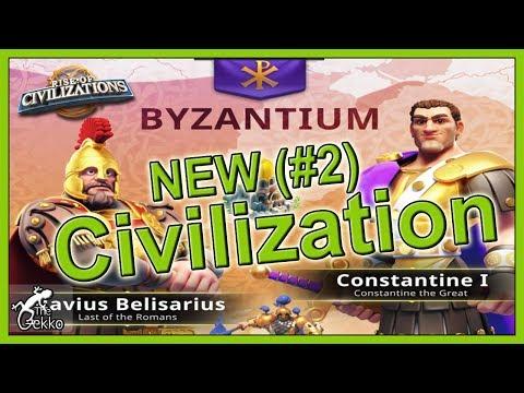 NEW CIVILIZATION #2 - Rise Of Civilizations