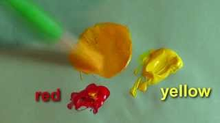 How To Mix Colors Simple Color Mixing