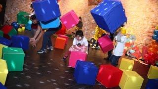 Провести детский праздник в стиле Lego - это удивительное приключение для детей