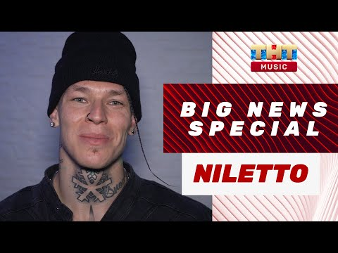 Интервью Niletto для ТНТ MUSIC: «Нет цели писать такие песни, как «Любимка»