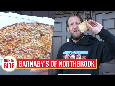 Barstool Pizza Review - Barnaby's of Northbrook (Northbrook, IL)
