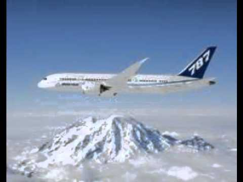 the 787 Dream Liner