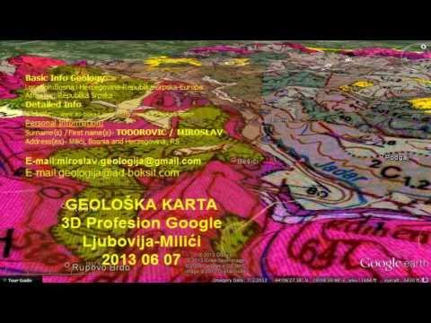 GEOLOGY Bassic Info 2013 geološka karta 3D 1