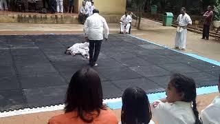BRYAN @ 6yrs - Karate fight