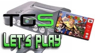 Let's Play Paperboy 64 on the Nintendo 64 - worst game ever?!