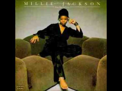 MILLIE JACKSON   THERE YOU ARE