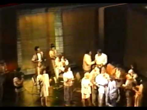 Chess - Original Broadway Cast June 25, 1988 (Final Show)