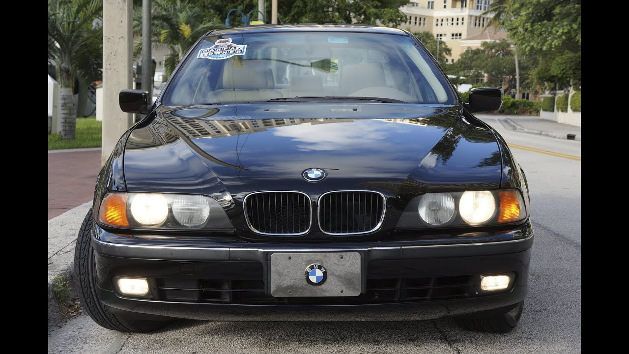 For Sale Bmw 528i With 91k Miles 5 Speed Manual