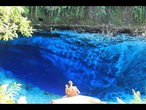 Hinatuan Enchanted River (Surigao Del Sur) is a must see BUDGET TRIP in the Philippines.....