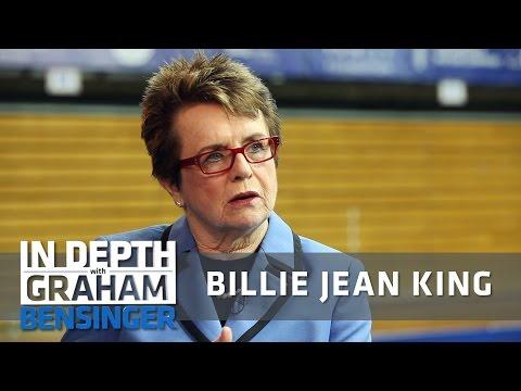 Billie Jean King: Why tennis is struggling