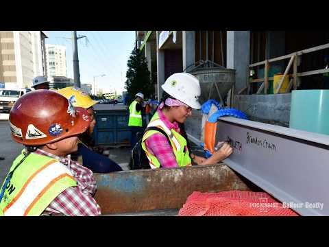 The Independent in Austin, Texas Topping Out Video by Multivista