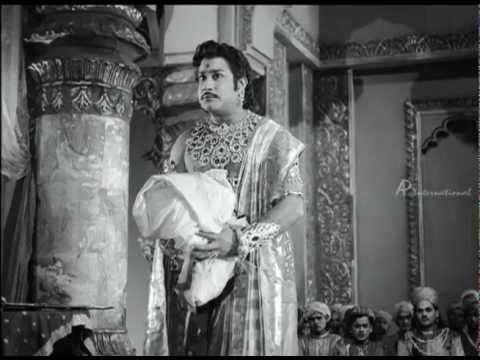 Harischandra - Sivaji leaves Kingdom