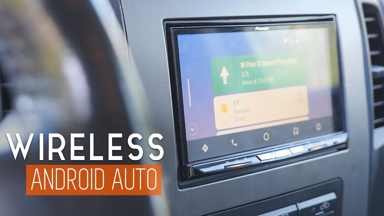 Pioneer NEX Wireless Android Auto Review