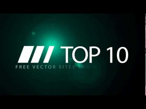 Free Vector Sites For Designers - Best Vector Websites  -Top 10 Best Free Vector Image Websites