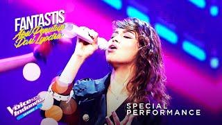 Download Lyodra - Sabda Rindu | Semifinal | The Voice Kids Indonesia Season 4 GTV 2021