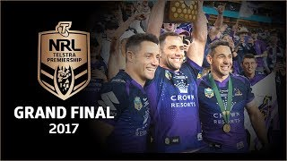 NRL Grand Final Playback - The Big Three