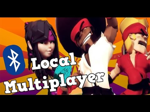 Top 25 Local Multiplayer Games For Android 2016