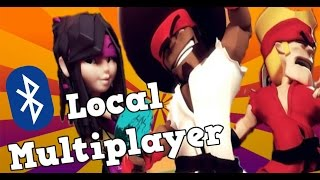 Top 25 Local Multiplayer Games for Android(Via Bluetooth, Local WiFi, on single screen)