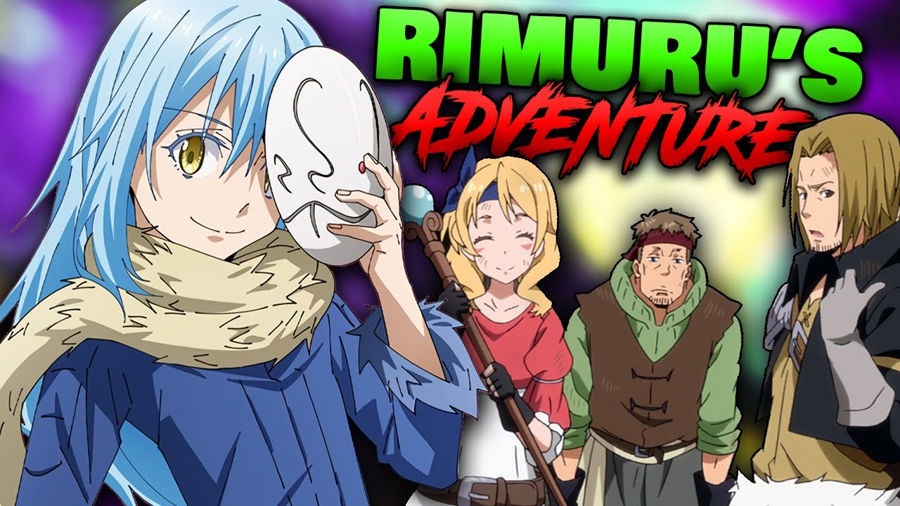 The Time RIMURU BECAME AN ADVENTURER In That Time I Reincarnated As A Slime | TENSURA Cut Content