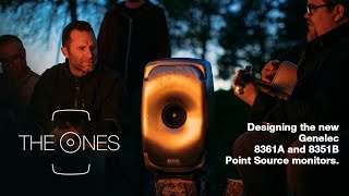 the Ones  Designing the new Genelec 8361A and 8351B Point Source monitors