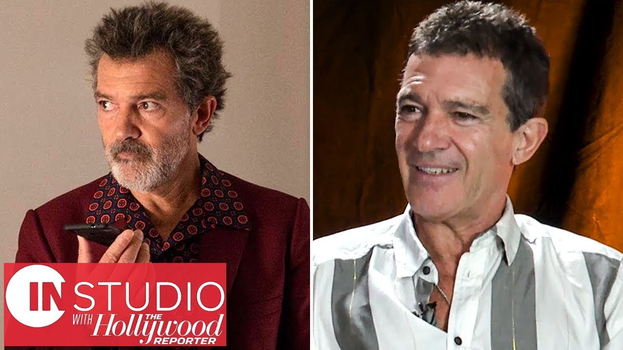 Antonio Banderas nominated for 1st Oscar for 'Pain and Glory'