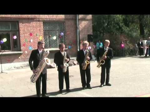 The Pink Panther  Saxophone Quartet LaDoS