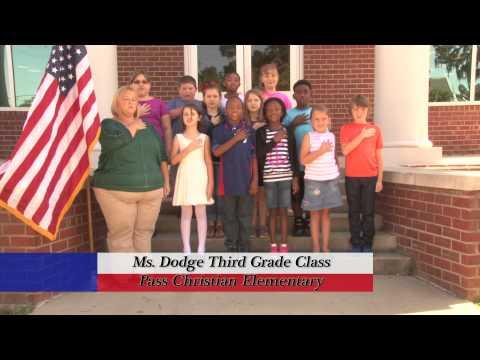 Pass Christian Elementary School - Ms. Dodge's Third Grade Class