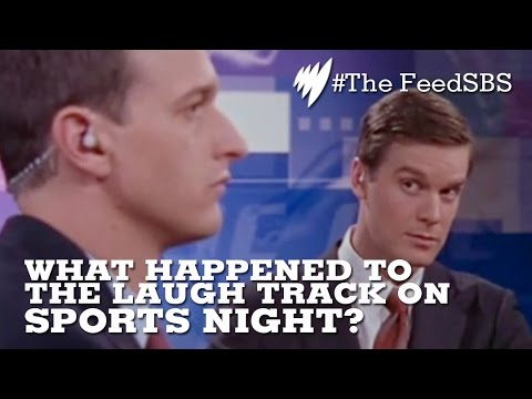 Sorkin's Sports Night: the laugh track disappearance I The Feed