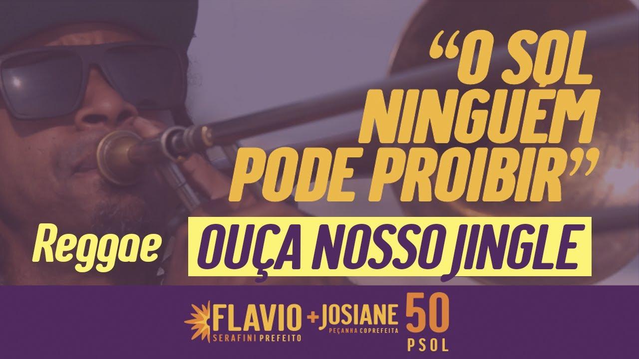 SEJA SOL ☀ - Jingle de Campanha Flavio e Jô