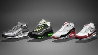 Видео обзор кроссовок Nike Air MAX 2013