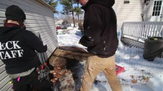 Common Site issues after renovation with Steve and Alec Fence Fix 2 and Change Door Swing