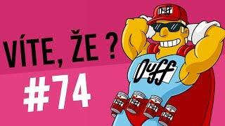 #74 ● VÍTE, ŽE...?