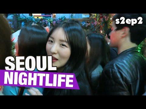 Les Français en  Corée du Sud - SEOUL NIGHTLIFE
