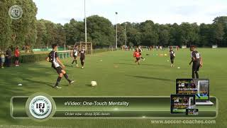 "Soccer Awareness Drill - ""Long-Short"" with Wayne Harrison"